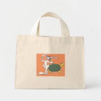 Rushing to Slow Down Mini Tote Bag