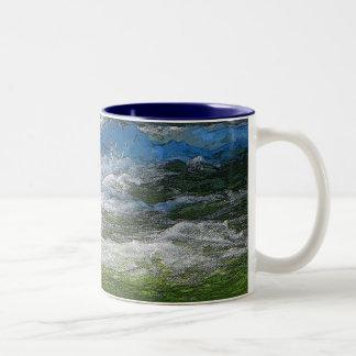 Rushing Water Mug