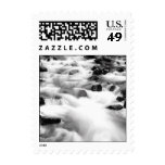 Rushing Waters of Bridal Veil Falls Postage