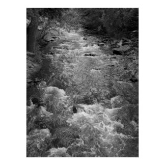 Rushing Waters Poster