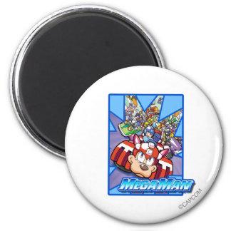 Rushmobile Magnet