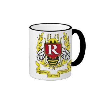 Rushmore Academy Ringer Coffee Mug