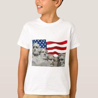 Rushmore/bandera Playera