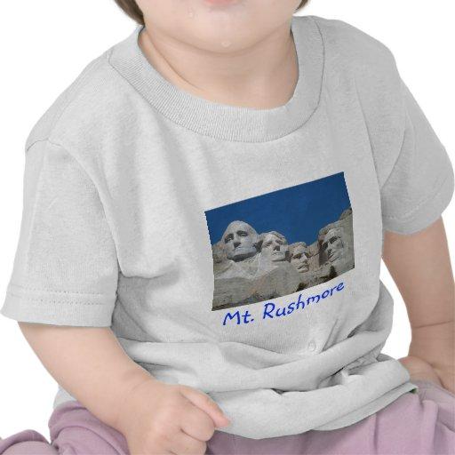 Rushmore Camisetas