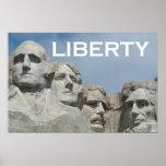 Rushmore / Liberty Poster