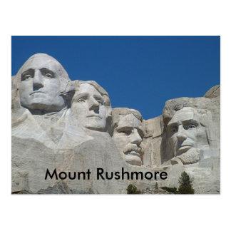 Rushmore Postales