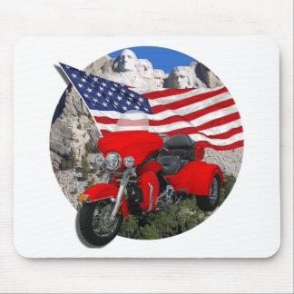 Rushmore Trike Mouse Pad