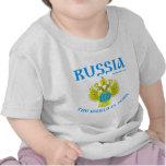 ¡Rusia Мирнаш! Camisetas