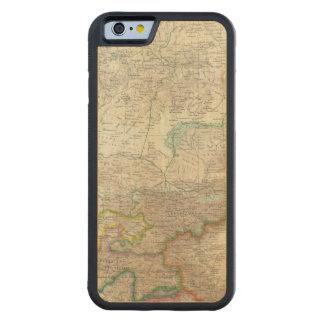 Rusia, China, Asia 2 Funda De iPhone 6 Bumper Arce