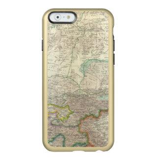 Rusia, China, Asia 2 Funda Para iPhone 6 Plus Incipio Feather Shine