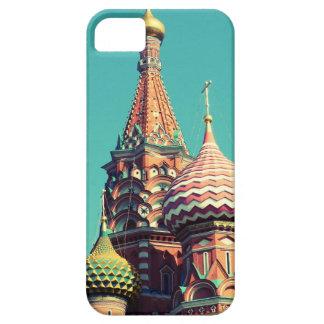 Rusia colorida iPhone 5 carcasas