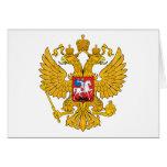 Rusia dos dirigió Eagle Tarjeton