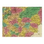 Rusia en Europa Tarjetas Postales