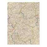 Rusia en la parte VI de Europa Tarjetas Postales