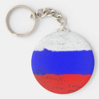 Rusia Llavero Redondo Tipo Pin
