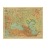 Rusia meridional cuadros de madera
