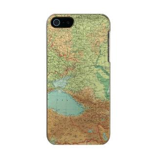 Rusia meridional carcasa de iphone 5 incipio feather shine