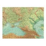 Rusia meridional tarjetas postales