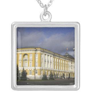 Rusia, Moscú, el Kremlin, palacio del senado, Collares