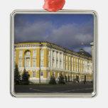 Rusia, Moscú, el Kremlin, palacio del senado, Ornamente De Reyes