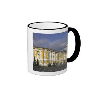 Rusia, Moscú, el Kremlin, palacio del senado, Tazas De Café
