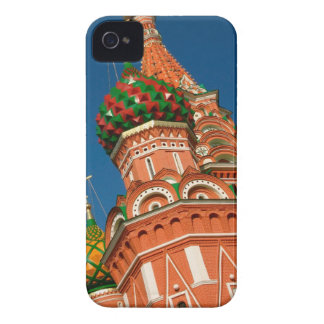 Rusia, Moscú, el Kremlin, Vasiliy bendijo Case-Mate iPhone 4 Funda