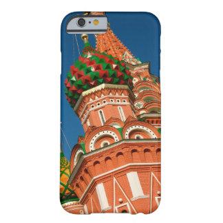 Rusia, Moscú, el Kremlin, Vasiliy bendijo Funda De iPhone 6 Barely There
