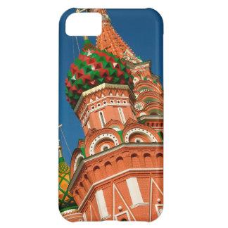 Rusia, Moscú, el Kremlin, Vasiliy bendijo Funda Para iPhone 5C