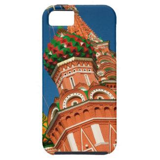 Rusia, Moscú, el Kremlin, Vasiliy bendijo iPhone 5 Funda
