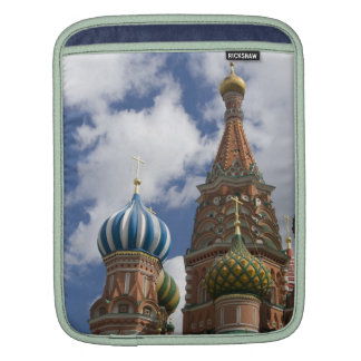 Rusia, Moscú, Plaza Roja. St. Albahaca Mangas De iPad