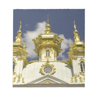 Rusia. Petrodvorets. Palacio de Peterhof. Peter lo Blocs