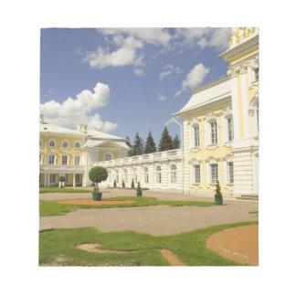 Rusia. Petrodvorets. Palacio de Peterhof. Peter lo Blocs De Papel