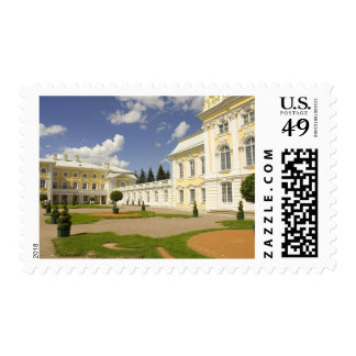 Rusia. Petrodvorets. Palacio de Peterhof. Peter Timbres Postales