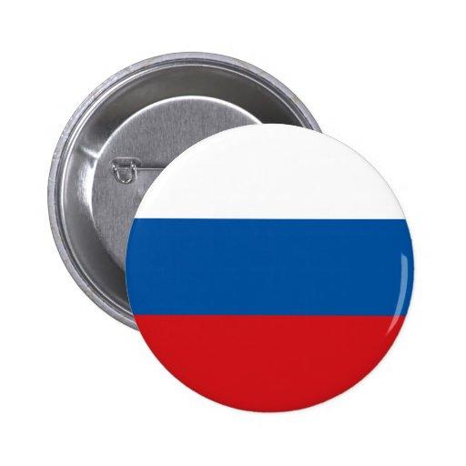 Rusia Pin Redondo 5 Cm