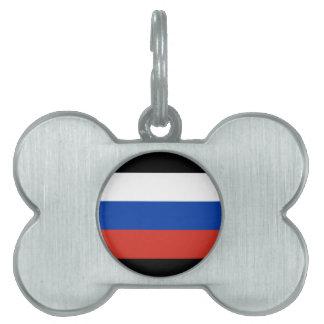 Rusia Placas De Mascota