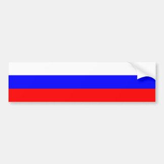 Rusia, Rusia Pegatina Para Auto
