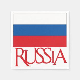 Rusia Servilletas Desechables