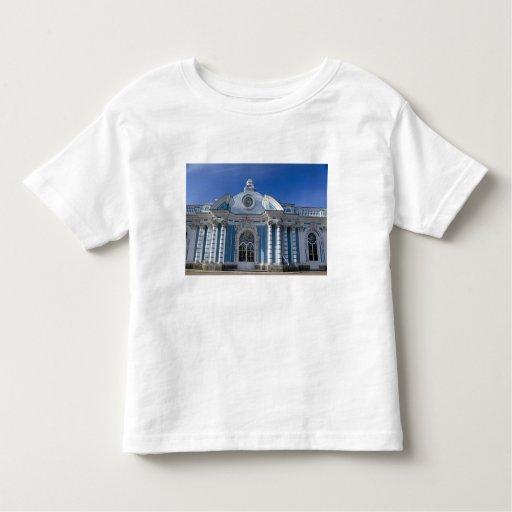 Rusia, St Petersburg, el palacio de Catherine (aka Playeras