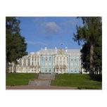 Rusia, St Petersburg, el palacio de Catherine (aka Postales