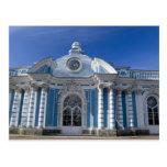 Rusia, St Petersburg, el palacio de Catherine (aka Tarjeta Postal