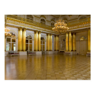 Rusia, St Petersburg, la ermita (aka 3 Tarjetas Postales
