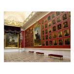 Rusia, St Petersburg, la ermita (aka 5 Tarjetas Postales