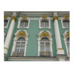 Rusia, St Petersburg, la ermita (aka 6 Tarjetas Postales