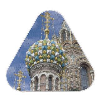 Rusia, St Petersburg, Nevsky Prospekt, Altavoz Bluetooth