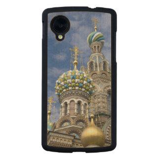 Rusia, St Petersburg, Nevsky Prospekt, Funda De Nexus 5 Carved® Slim De Arce
