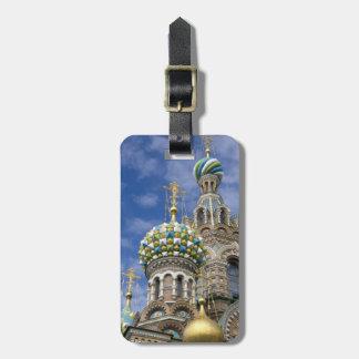 Rusia, St Petersburg, Nevsky Prospekt, Etiquetas Bolsas