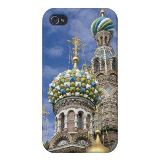 Rusia, St Petersburg, Nevsky Prospekt, iPhone 4 Carcasa