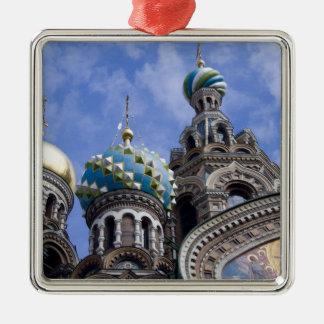 Rusia, St Petersburg, Nevsky Prospekt, los 2 Adorno De Navidad