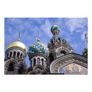 Rusia, St Petersburg, Nevsky Prospekt, los 2 Impresiones Fotograficas