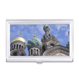 Rusia, St Petersburg, Nevsky Prospekt, los 2 Cajas De Tarjetas De Visita